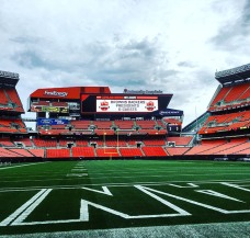 endzone-browns-stadium-browns-backsers-presidents-weekend