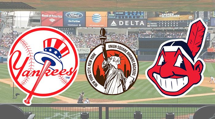 Indians vs Yankees Aug 28 29 30
