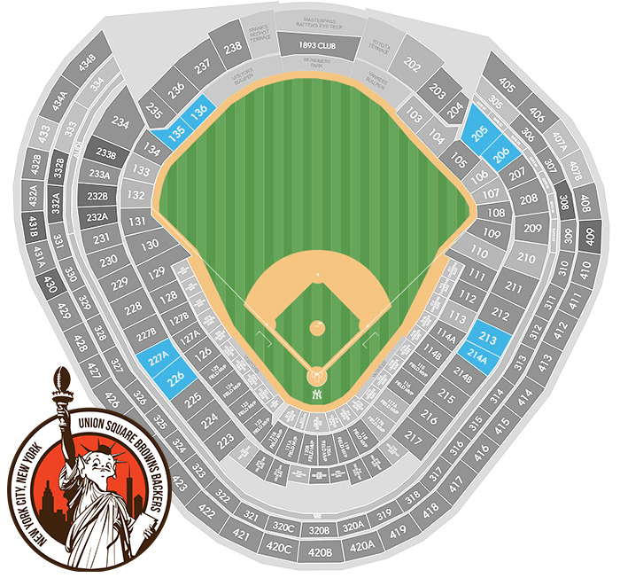 seating chart for discounted Indians tickets vs Yankees