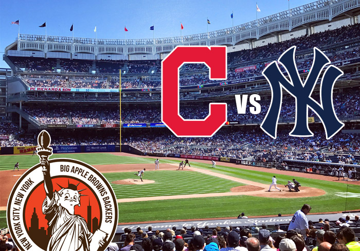 Cleveland Indians vs Yankees May 4-6